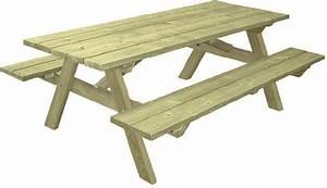Table En Bois Avec Banc : groupe emrodis produits de la categorie tables publiques ~ Teatrodelosmanantiales.com Idées de Décoration