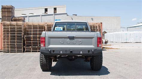 jcroffroad jeep mj rear crusader bumper jeep comanche