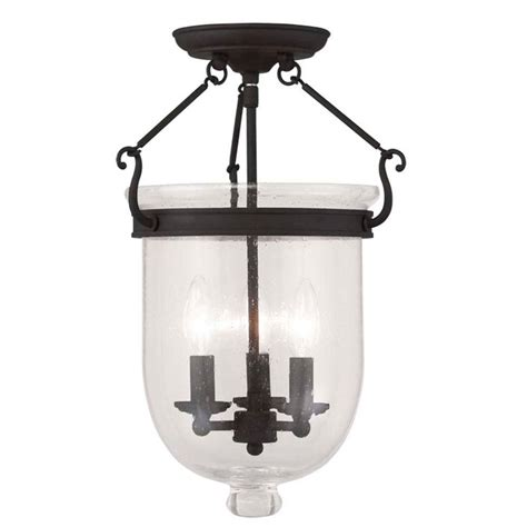 filament design providence 3 light black incandescent