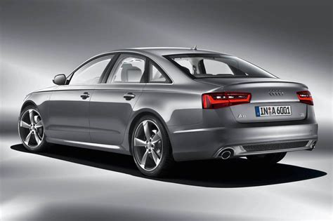 2018 Audi A6 Officially Unveiled The Torque Report