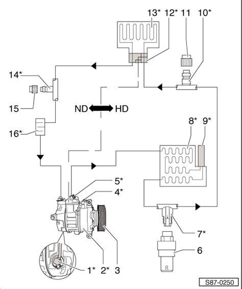Skoda Fuel Pressure Diagram by Skoda Workshop Manuals Gt Octavia Mk1 Gt Heating