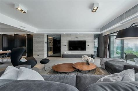 Beeindruckend Wohnzimmereinrichtung Dachgeschoss Wohnzimmer Modern Einrichten R 228 Ume Modern Zu Gestalten