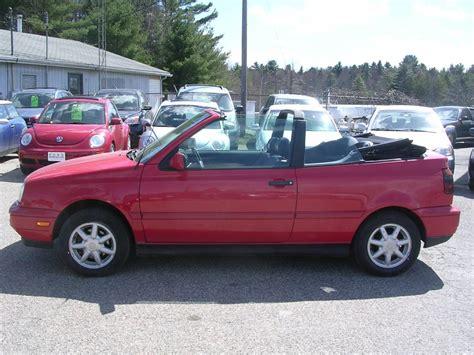 1997 Vw Cabrio by 1997 Volkswagen Cabrio Information And Photos Zombiedrive