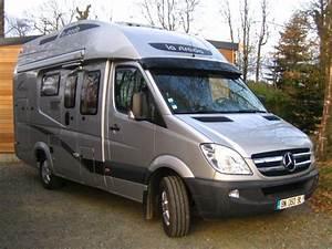 Mercedes Sprinter Aménagé : annonces camping car la strada d 39 occasion camping car magazine ~ Melissatoandfro.com Idées de Décoration