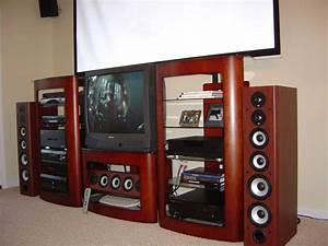 Bdi axis home theater furniture review audioholics for Bdi home theater furniture