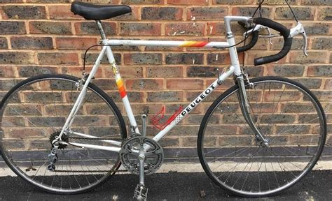 Peugeot Carbolite by Vintage Early 1980s Peugeot Carbolite 103 60cm Large