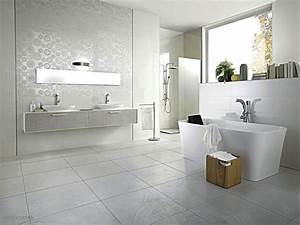 carrelage salle de bain collection avec faience salle de With carrelage moderne salle de bain