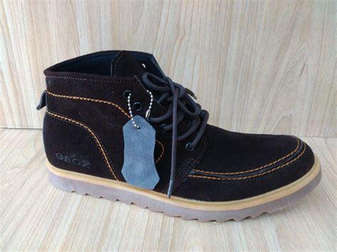 Sepatu Merk Warriors jual sepatu boots kulit merk geox di lapak hendy jonathan