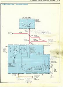 Free Auto Wiring Diagram  Chevrolet Malibu V8 Ignition