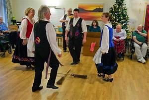 Castle View, Peel : Manx Folk Dance Society