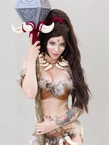 Chillout :: Nidalee cosplay