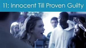 Human Rights Video #11: Innocent Until Proven Guilty - YouTube