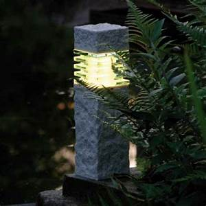 Amazon Gartenleuchten Led : 26 attraktive gartenlampen ~ Michelbontemps.com Haus und Dekorationen