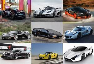 Top 25 Fastest Cars in the World 2017 | World Cars Brands
