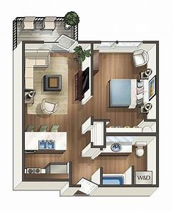 Floor, Plans, Of, The, Henry, In, Tacoma, Wa