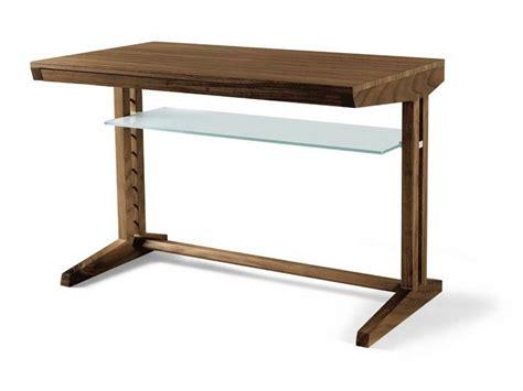 solid wood writing desk g 150 writing desk by dale italia design arbet design