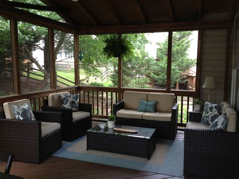 Porch And Patio Furniture by Screened Porch For The Home Sunporch Edition In 2019