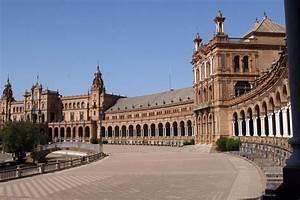La Plaza De Espa U00f1a De Sevilla  Segundo Mejor Lugar De Inter U00e9s Del Mundo  Seg U00fan Los Premios