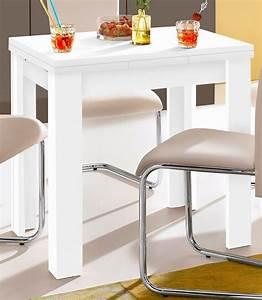 Küchentisch 60 X 60 : zip esstisch breite 60 cm online kaufen otto ~ Markanthonyermac.com Haus und Dekorationen