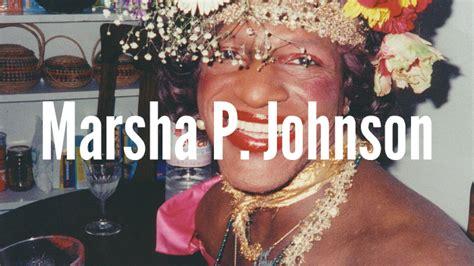 Marsha P. Johnson Hero Project by Charles Cagle