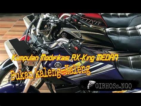 Modifikasi Rx King Di Medan by Kumpulan Modifikasi Yamaha Rx King Medan Sumatera Utara