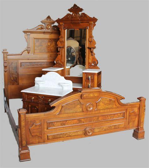 bargain johns antiques antique victorian walnut  piece
