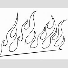 Hot Rod Flames Template  Will Appear In New Window)  Dap Of Just Flames (1) Templates