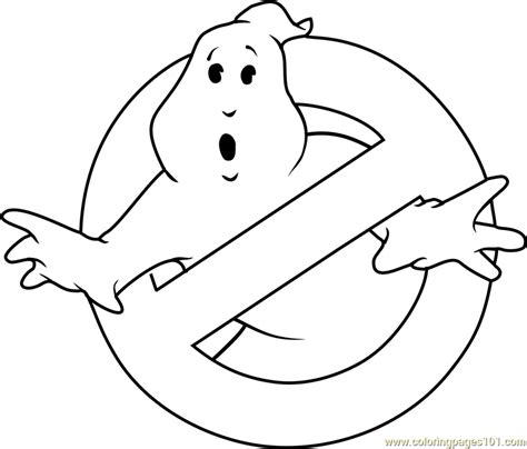real ghostbusters coloring pages learny kids
