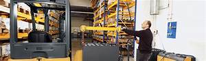 How To Charge A Forklift Battery  Procedure  U0026 Instructions