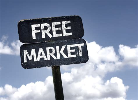 free marketing why free market believers should naturally accept climate
