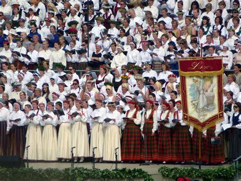 XXV Vispārējie latviešu Dziesmu un XV Deju svētki Rīgā ...