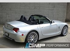 GMP Gallery BMW Z4 M Roadster on GMP CSL Replica Wheels