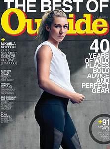 Mikaela Shiffri... Outside Magazine