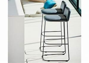 Chaise Haute Metal : chaise haute design chaise de bar design chez ksl living ~ Teatrodelosmanantiales.com Idées de Décoration