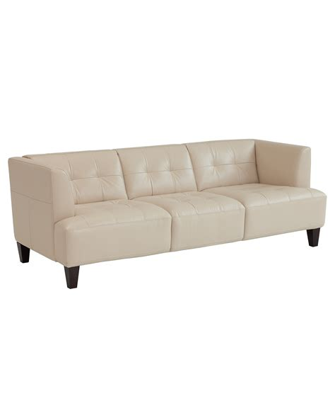 macys leather sectional sofa leather sofa macys leather couches and sofas macy s thesofa