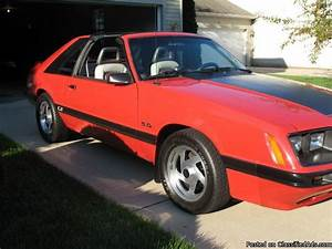 1985 Historical Classic Mustang GT For Sale (T-Tops & 5-Speed For Fun) for Sale in Grand Haven ...
