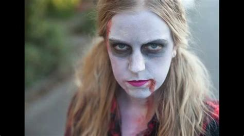 Easy And Scary Halloween Makeup Ideas  Diy Projects Youtube