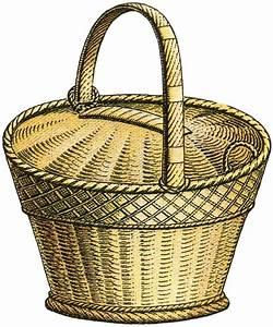 Wicker, Basket, Image