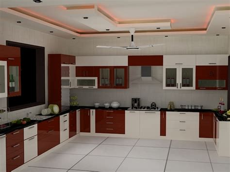 interior decoration in kitchen kitchen interior decoration services in area noida uttar pradesh india cascade india