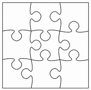 amazing large jigsaw puzzle template contemporary resume With large blank puzzle pieces template