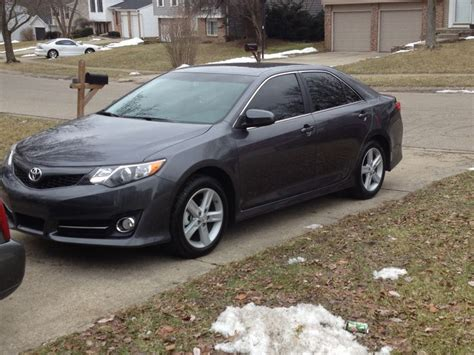 2014 Toyota Camry Se Tinted