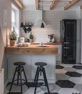 90, Beautiful, Small, Kitchen, Design, Ideas, 25