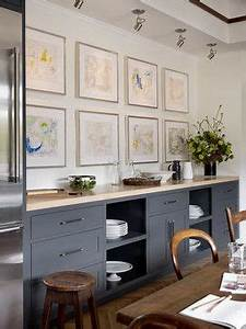 best 25 grey kitchen walls ideas on pinterest gray With best brand of paint for kitchen cabinets with art for apartment walls