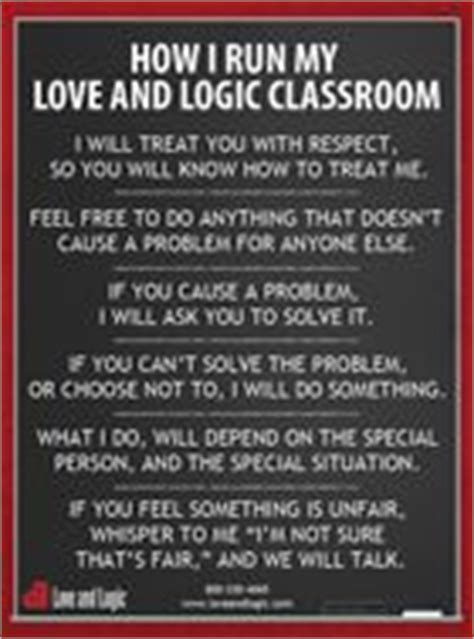 Love And Logic Quotes For Teachers