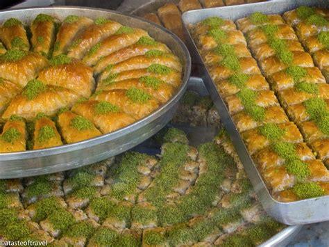 Gaziantep, Gaziantep, Turkey   Who doesn't love baklava  .