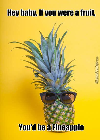 Pineapple Memes - douche pineapple by mcnabbanator meme center
