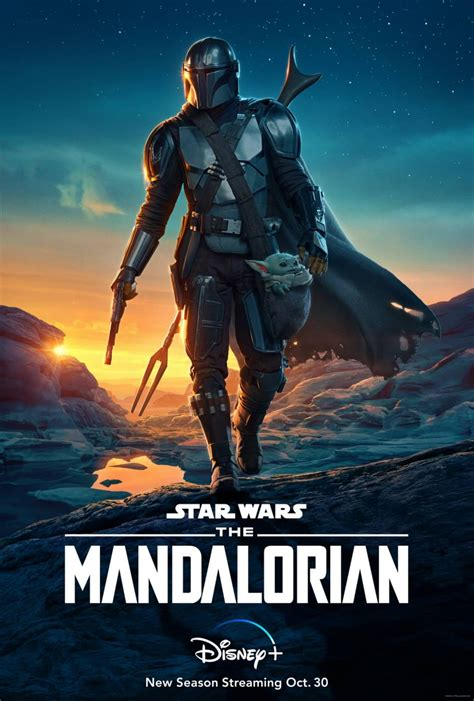 THE MANDALORIAN Season 2 Trailer, Images And Poster | SEAT42F