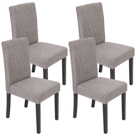chaise fauteuil pour salle a manger lot de 4 chaises de salle à manger fauteuil littau