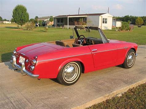 1968 Datsun Roadster by Progun 1968 Datsun Roadster Specs Photos Modification