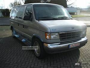 1995 Ford Econoline E 150 50 000 Tkm Leather Air Best